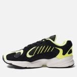 Мужские кроссовки adidas Originals Yung-1 Core Black/Core Black/Hi-Res Yellow фото- 1
