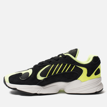Мужские кроссовки adidas Originals Yung-1 Core Black/Core Black/Hi-Res Yellow фото- 5