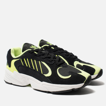 Мужские кроссовки adidas Originals Yung-1 Core Black/Core Black/Hi-Res Yellow фото- 0