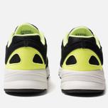 Мужские кроссовки adidas Originals Yung-1 Core Black/Core Black/Hi-Res Yellow фото- 3