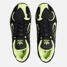 Мужские кроссовки adidas Originals Yung-1 Core Black/Core Black/Hi-Res Yellow фото- 1