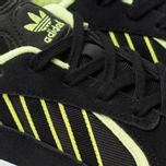 Мужские кроссовки adidas Originals Yung-1 Core Black/Core Black/Hi-Res Yellow фото- 6