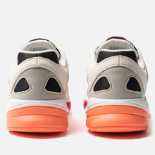 Мужские кроссовки adidas Originals Yung-1 Core Black/Semi Coral/Raw White фото- 2