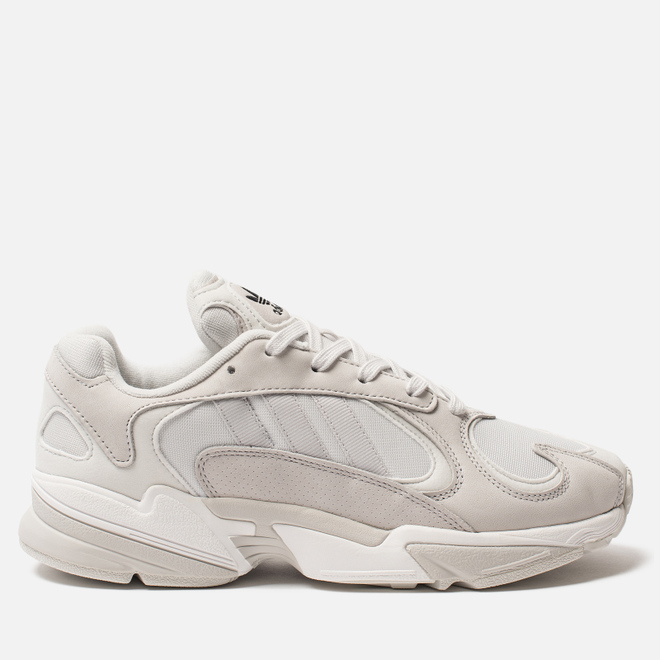 Мужские кроссовки adidas Originals Yung-1 Crystal White/Grey One/Core Black