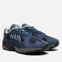 Мужские кроссовки adidas Originals Yung-1 Legend Ink/Tech Indigo/Grey Two