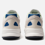 Мужские кроссовки adidas Originals Yung-1 White/Glow Green/Collegiate Royal фото- 3