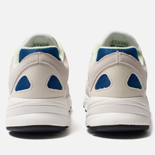 Мужские кроссовки adidas Originals Yung-1 White/Glow Green/Collegiate Royal фото- 2