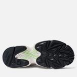 Мужские кроссовки adidas Originals Yung-1 White/Glow Green/Collegiate Royal фото- 4