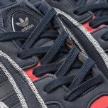 Мужские кроссовки adidas Originals Yung-96 Chasm Legend Ink/Legend Ink/Scarlet фото- 6