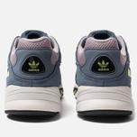Мужские кроссовки adidas Originals Yung-96 Chasm Tech Ink/Soft Vision/Hi-Res Yellow фото- 3