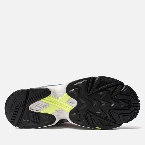 Мужские кроссовки adidas Originals Yung-96 Chasm Tech Ink/Soft Vision/Hi-Res Yellow