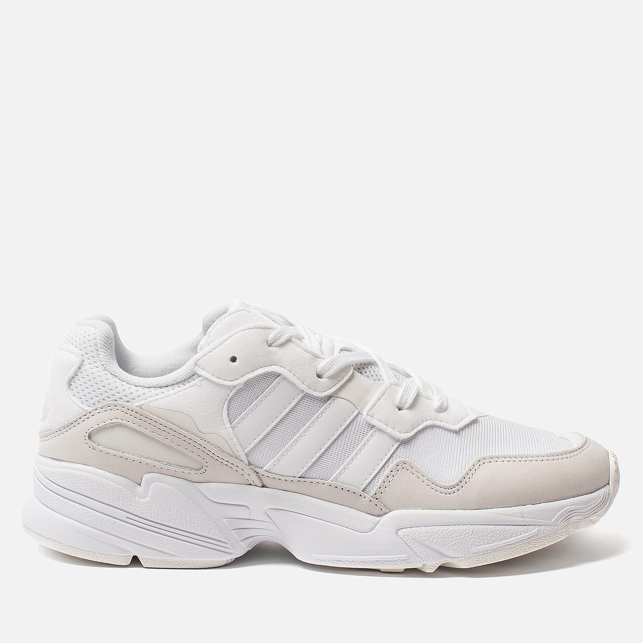 Мужские кроссовки adidas Originals Yung-96 Cloud White/Cloud White/Grey Two