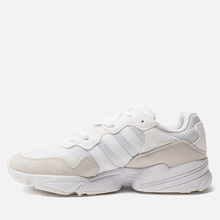 Мужские кроссовки adidas Originals Yung-96 Cloud White/Cloud White/Grey Two фото- 5