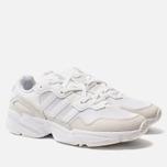 Мужские кроссовки adidas Originals Yung-96 Cloud White/Cloud White/Grey Two фото- 1