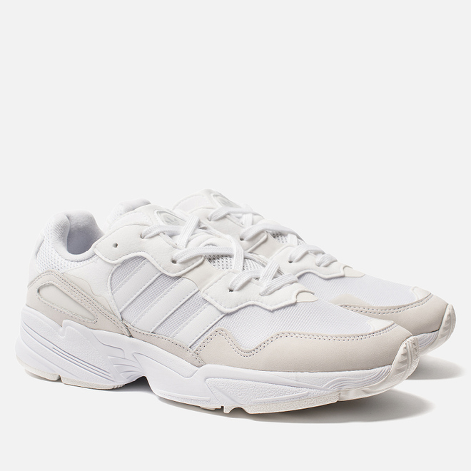 Мужские кроссовки adidas Originals Yung-96 Cloud White/Cloud White/Grey Two