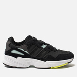 Мужские кроссовки adidas Originals Yung-96 Core Black/Core Black/Clear Mint фото- 0