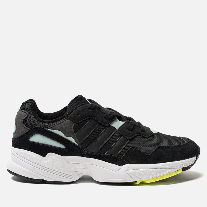 Мужские кроссовки adidas Originals Yung-96 Core Black/Core Black/Clear Mint