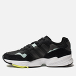 Мужские кроссовки adidas Originals Yung-96 Core Black/Core Black/Clear Mint фото- 1
