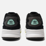 Мужские кроссовки adidas Originals Yung-96 Core Black/Core Black/Clear Mint фото- 3