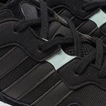 Мужские кроссовки adidas Originals Yung-96 Core Black/Core Black/Clear Mint фото- 6