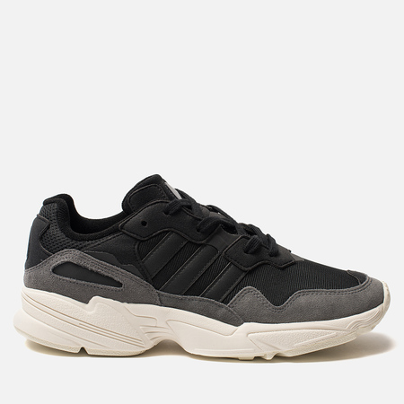 Мужские кроссовки adidas Originals Yung-96 Core Black/Core Black/Off White
