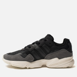 Мужские кроссовки adidas Originals Yung-96 Core Black/Core Black/Off White фото- 1