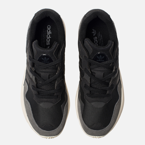 Мужские кроссовки adidas Originals Yung-96 Core Black/Core Black/Off White