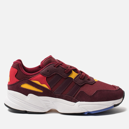 Мужские кроссовки adidas Originals Yung-96 Core Burgundy/Maroon/Gold