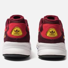 Мужские кроссовки adidas Originals Yung-96 Core Burgundy/Maroon/Gold фото- 3