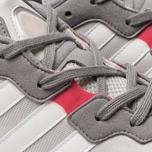 Мужские кроссовки adidas Originals Yung-96 Grey One/Crystal White/Act Pink фото- 6