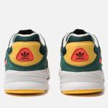 Мужские кроссовки adidas Originals Yung-96 Grey One/Gold/Solar Red фото- 3