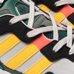 Мужские кроссовки adidas Originals Yung-96 Grey One/Gold/Solar Red фото- 6