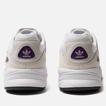 Мужские кроссовки adidas Originals Yung-96 White/Crystal White/Active Purple фото- 3