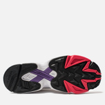 Мужские кроссовки adidas Originals Yung-96 White/Crystal White/Active Purple фото- 4