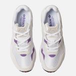 Мужские кроссовки adidas Originals Yung-96 White/Crystal White/Active Purple фото- 5