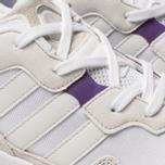 Мужские кроссовки adidas Originals Yung-96 White/Crystal White/Active Purple фото- 6