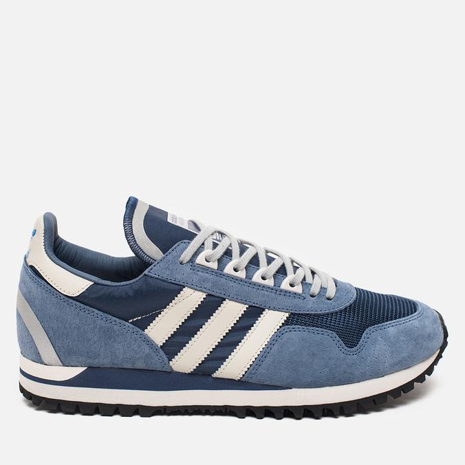 Мужские кроссовки adidas Originals ZX 400 Spezial Marine/Blue