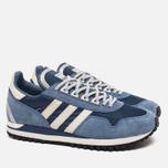 Мужские кроссовки adidas Originals ZX 400 Spezial Marine/Blue фото- 1