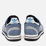 Мужские кроссовки adidas Originals ZX 400 Spezial Marine/Blue фото- 3