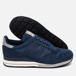 Мужские кроссовки adidas Originals ZX 500 OG Collegiate Navy/White фото- 2