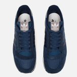 Мужские кроссовки adidas Originals ZX 500 OG Collegiate Navy/White фото- 4