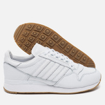 Кроссовки adidas Originals ZX 500 OG White/Gum фото- 2