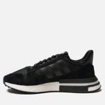 Мужские кроссовки adidas Originals ZX 500 RM Core Black/Cloud White/Core Black фото- 1
