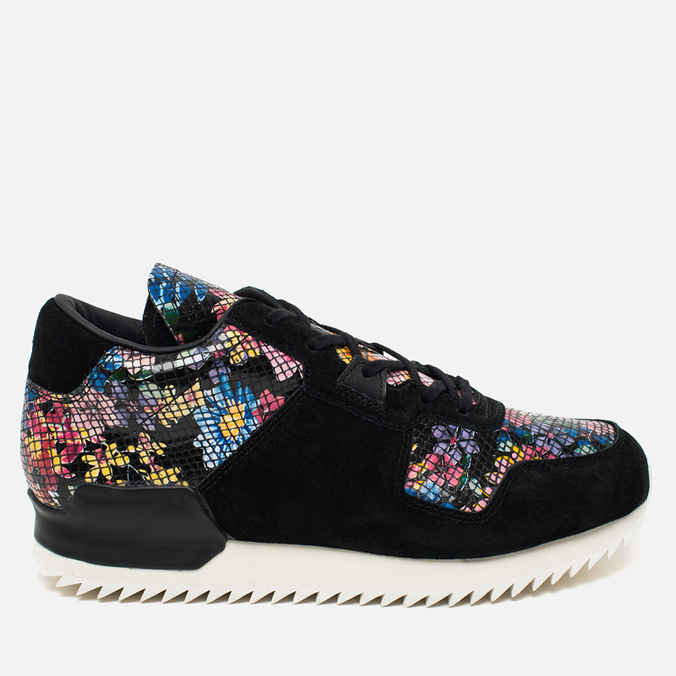 Женские кроссовки adidas Originals ZX 700 Remastered Black/Off White/Multicolour
