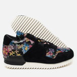 Женские кроссовки adidas Originals ZX 700 Remastered Black/Off White/Multicolour фото- 2
