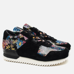 Женские кроссовки adidas Originals ZX 700 Remastered Black/Off White/Multicolour фото- 1
