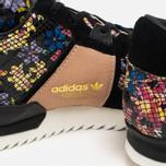 adidas Originals ZX 700 Remastered Sneakers Black/Off White/Multicolour photo- 6