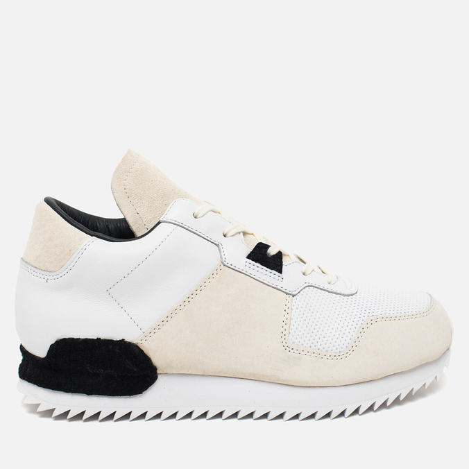 Женские кроссовки adidas Originals ZX 700 Remastered Off White/Leather/Black