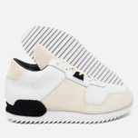 Женские кроссовки adidas Originals ZX 700 Remastered Off White/Leather/Black фото- 2
