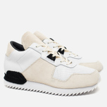 Женские кроссовки adidas Originals ZX 700 Remastered Off White/Leather/Black фото- 1
